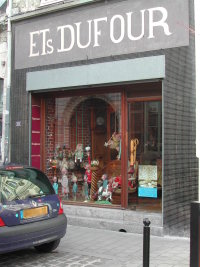 magasin Dufour - ebenisterie